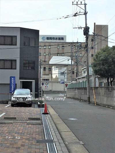 西鉄バス営業所 博多