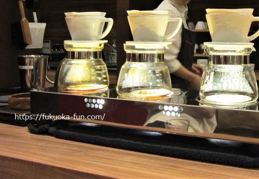 静かにコーヒーを飲める場所 福岡