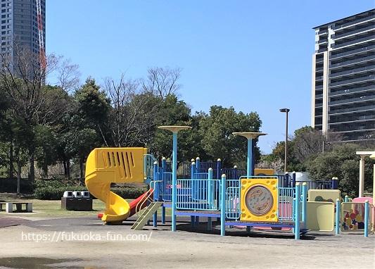 幼児が遊べる公園 福岡