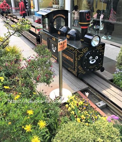 列車好き 子供 福岡